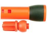 Objímka Softouch a oranžové zakončení násady s kuličkou